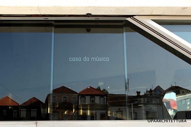Casa da musica porto luci e ombre di un progetto di o m a
